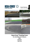Hexa-Cover Floating Cover - Agriculture and Biogas - Brochure