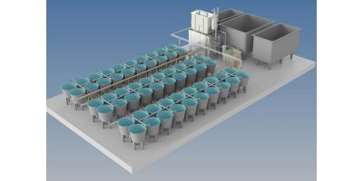 Model mini-RAS  - High-Tech Water Treatment Technologies