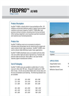 FeedPro - A5WB - Silage Cover Datasheet