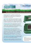 Aquaterr - Box Mounted Valve Actuating Receivers Datasheet
