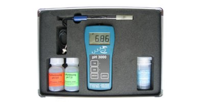 Step - Model 3000 - pH Measurement Meter