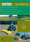 Model TEG - Front Flail Mower- Brochure
