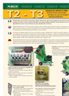 COMBY - Model T2 - Chipper Shredder- Brochure