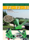 Model T3 - Belt Discharge Shredder Brochure