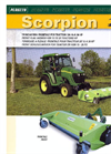 SCORPION - Front Flail Mower Brochure