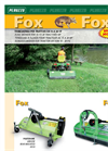 FOX - Rear Mounted Flail Mower Brochure