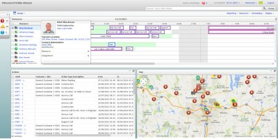 Scheduling and Dispatch Software
