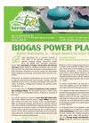 Biogas Power Plant Brochure