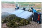Traveling Water Screens for Agricultural Industry