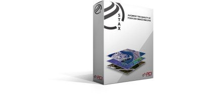 PCI Geomatics - Version STAX - UAV Image Alignment and Analytics Software