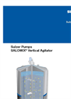 Salomix L Top-Mounted Vertical Agitators Brochure