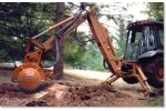 Slashbuster - Model SG240 - Stump Grinder Attachment