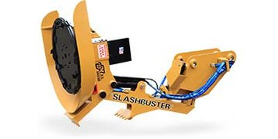 Slashbuster - Model XL 480SB - Brush Cutter