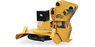 Slashbuster - Model XL 480S - Brush Cutter