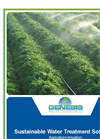 Agriculture/Irrigation Food/Beverage Processing Sectors - Brochure