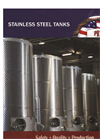 PRT - Stainless Steel Tanks Brochure