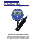 Handy Salinity Hand Held Instrument Brochure