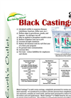 Black Castings Product Sheet