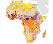African soil diversity mapped for the first time