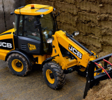 JCB - Model TM180 - Agricultural Telescopic Wheel Loaders