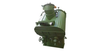Model Type VI S - D - Slanting Mixer/Kneader