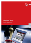 Wine Analysis System Brochure