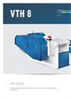 Drum Chippers, Horizontal VTH 8 Brochure