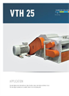 Drum Chippers, Horizontal VTH 25 Brochure