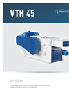 Drum Chippers, Horizontal VTH 45 Brochure