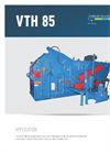 Drum Chippers, Horizontal VTH 85 Brochure