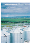 Commercial Storage Flat Bottom Grain Bins - Brochure
