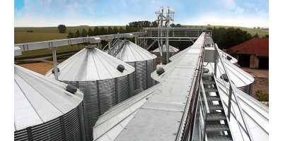 Model I-Line Series - Advanced Grain Handling Systems