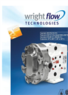 Model TRA 10 - Circumferential Piston Pump Brochure