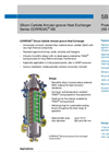 GAB CORRESIC - Model SB - Annular-Groove Heat Exchanger - Brochure