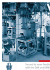 Gericke Gravimetric Loss-In-Weight Feeders Brochure