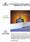 Kaltgas - Cryogenic Cooling System Brochure