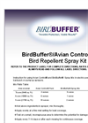 BirdBuffer - Avian Spray Kit - Brochure