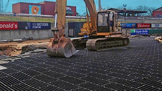 GeoTerra - Construction Mats: Portable, Economical & Reusable