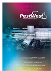 PestWest Range Product Brochure