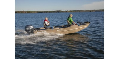 Model 1652 - Crappie Series Boat