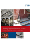 Equipment Foundation Repair Brochure