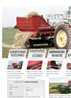 Super Slicer - Model II - Bale Beds Brochure