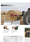 DewEze - Model 165 - Bale Hugger Brochure