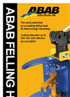 ABAB Felling Head 251/350- Brochure