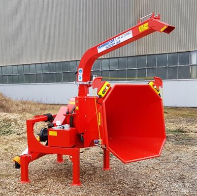 Skorpion - Model 160 R - Chippers for Tractors - Disc Chippers