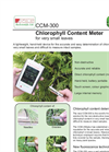 ADC BioScientific - CCM300 - Chlorophyll Content Meter