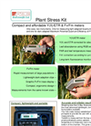 ADC - Plant Stress Kit - Brochure