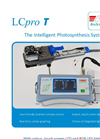 ADC - Model LCpro T - Advanced Photosynthesis Measurement System - Brochure