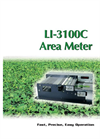 LI-3100C Leaf Area Meter Brochure