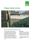 Genap - Silage Clamp Covers - Fact Sheet